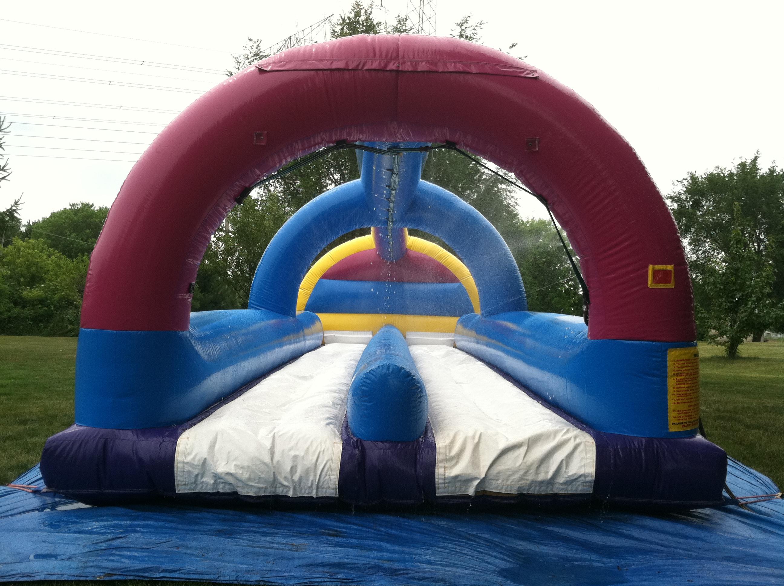 Inflatable Water Slide Rentals | Plainfield | Joliet